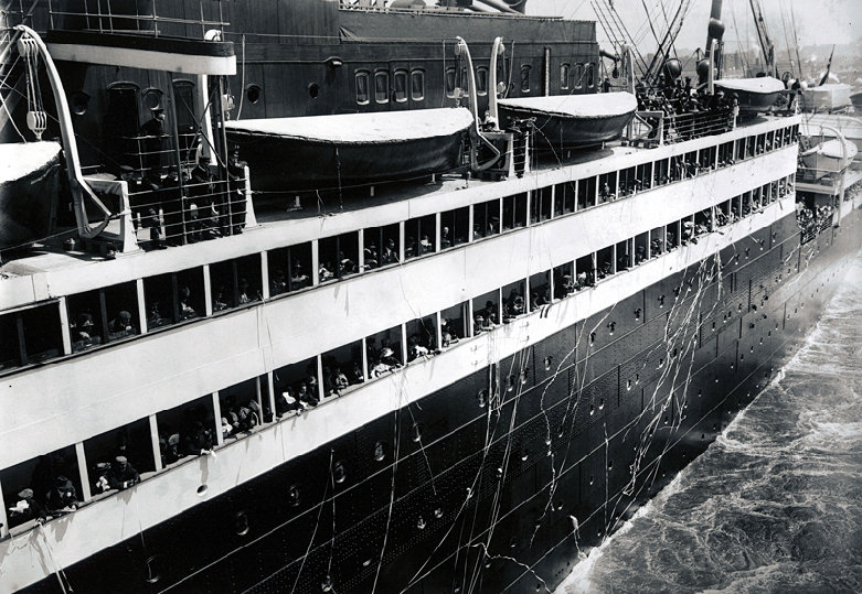 The SS Geo Washington