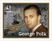 George Polk Stamp