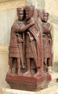 The Tetrarchs in Venice