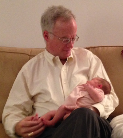 Grandpa and E.L.